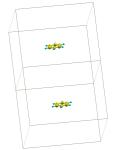 Benzene in a box